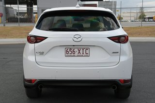 2017 Mazda CX-5 MY17 Maxx Sport (4x4) White 6 Speed Automatic Wagon