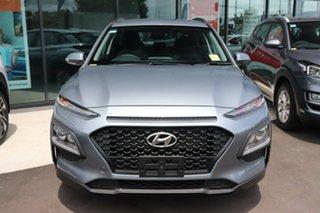2020 Hyundai Kona OS.3 MY20 Go 2WD Lake Silver 6 Speed Sports Automatic Wagon.