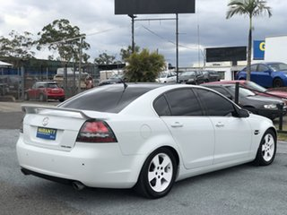 2007 Holden Calais VE White 5 Speed Sports Automatic Sedan