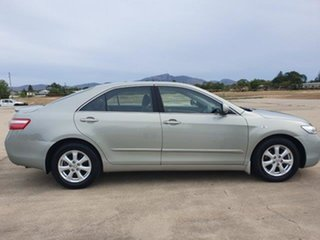 2007 Toyota Camry ACV40R Ateva Champagne 5 Speed Automatic Sedan