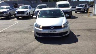 2012 Volkswagen Golf VI MY12.5 77TSI DSG Silver 7 Speed Sports Automatic Dual Clutch Hatchback.