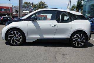 2016 BMW i3 IO1 Capparis White 1 Speed Automatic Hatchback