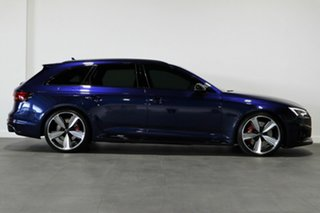 2018 Audi RS4 B9 8W MY18 Avant Quattro Blue 8 Speed Sports Automatic Wagon