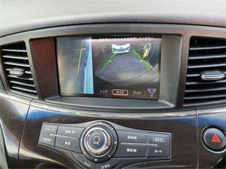 2011 Nissan Elgrand PNE52 VIP White Constant Variable Wagon