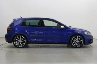 2019 Volkswagen Golf 7.5 MY19.5 R DSG 4MOTION Lapiz Blue 7 Speed Sports Automatic Dual Clutch