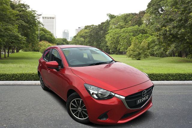 Used Mazda 2 DJ2HAA Neo SKYACTIV-Drive, 2014 Mazda 2 DJ2HAA Neo SKYACTIV-Drive Red 6 Speed Sports Automatic Hatchback