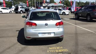 2012 Volkswagen Golf VI MY12.5 77TSI DSG Silver 7 Speed Sports Automatic Dual Clutch Hatchback
