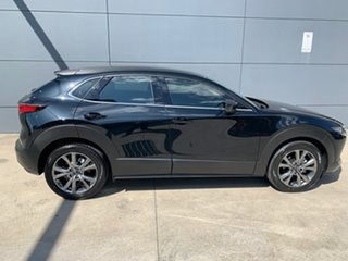 2020 Mazda CX-30 DM4WLA X20 SKYACTIV-Drive i-ACTIV AWD Astina Jet Black 6 Speed Sports Automatic.