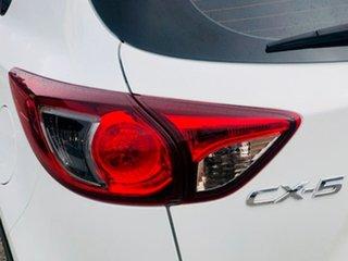 2012 Mazda CX-5 KE1071 Maxx SKYACTIV-Drive Sport White 6 Speed Sports Automatic Wagon