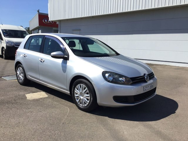 Used Volkswagen Golf VI MY12.5 77TSI DSG Cardiff, 2012 Volkswagen Golf VI MY12.5 77TSI DSG Silver 7 Speed Sports Automatic Dual Clutch Hatchback