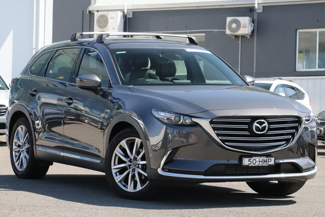 Used Mazda CX-9 TC GT SKYACTIV-Drive i-ACTIV AWD, 2016 Mazda CX-9 TC GT SKYACTIV-Drive i-ACTIV AWD Grey 6 Speed Sports Automatic Wagon