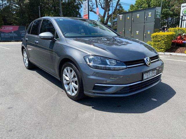 Used Volkswagen Golf 7.5 MY18 110TSI DSG, 2017 Volkswagen Golf 7.5 MY18 110TSI DSG 7 Speed Sports Automatic Dual Clutch Hatchback