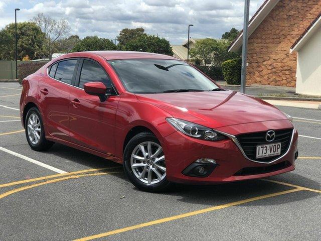 Used Mazda 3 BM5276 Touring SKYACTIV-MT, 2015 Mazda 3 BM5276 Touring SKYACTIV-MT Red 6 Speed Manual Sedan