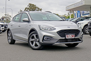 2019 Ford Focus SA 2019.75MY Active Moondust Silver 8 Speed Automatic Hatchback.