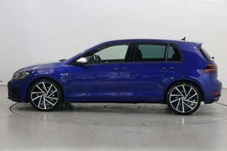 2019 Volkswagen Golf 7.5 MY19.5 R DSG 4MOTION Lapiz Blue 7 Speed Sports Automatic Dual Clutch.