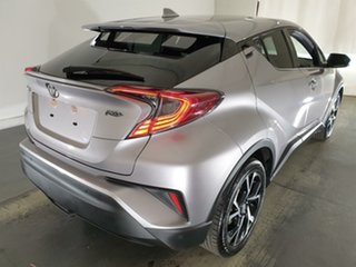 2019 Toyota C-HR NGX10R Koba S-CVT 2WD Silver 7 Speed Constant Variable Wagon