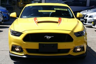 2017 Ford Mustang FM MY17 Fastback 2.3 GTDi Yellow 6 Speed Manual Coupe