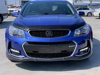 2016 Holden Commodore VF II MY16 SS V Sportwagon Redline Blue 6 Speed Sports Automatic Wagon