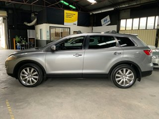2008 Mazda CX-9 TB10A1 Luxury Silver 6 Speed Sports Automatic Wagon