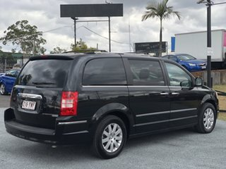 2009 Chrysler Voyager Black Automatic Wagon