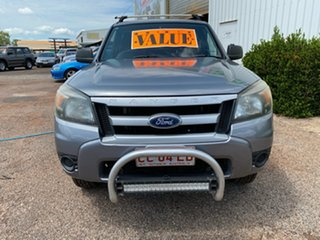 2009 Ford Ranger PJ XLT Crew Cab Grey 5 Speed Manual Double Cab Pick Up.