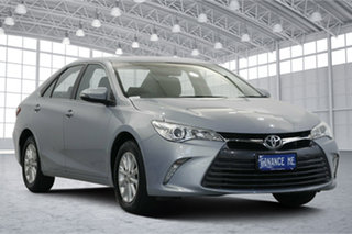 2017 Toyota Camry ASV50R Altise Blue 6 Speed Sports Automatic Sedan.