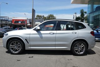 2020 BMW X3 G01 xDrive20d M Sport Glacier Silver 8 Speed Automatic Steptronic Wagon