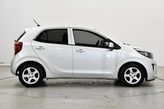 2018 Kia Picanto JA MY18 S Silver 4 Speed Automatic Hatchback