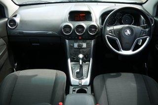 2012 Holden Captiva CG Series II MY12 5 Grey 6 Speed Sports Automatic Wagon.