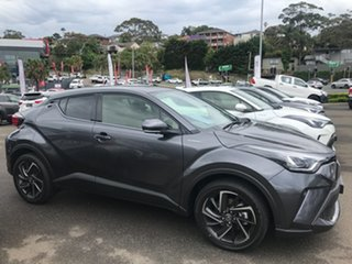 2020 Toyota C-HR NGX50R Koba S-CVT AWD Graphite 7 Speed Constant Variable Wagon