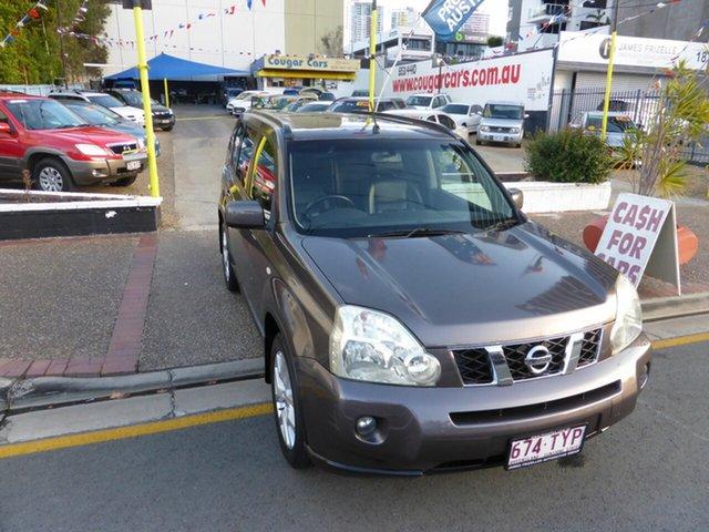 Used Nissan X-Trail T31 TL (4x4) Southport, 2009 Nissan X-Trail T31 TL (4x4) Grey 6 Speed Automatic Wagon