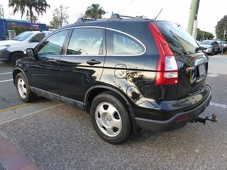 2007 Honda CR-V MY07 (4x4) Black 5 Speed Automatic Wagon