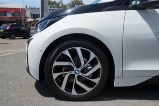 2016 BMW i3 IO1 Capparis White 1 Speed Automatic Hatchback.