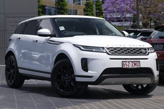 2019 Land Rover Range Rover Evoque L551 MY20.25 SE Fuji White 9 Speed Sports Automatic Wagon.