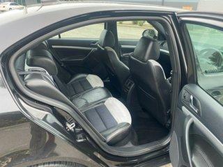 2011 Skoda Octavia 1Z MY11 RS 147TSI Black 6 Speed Manual Liftback