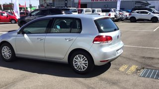 2012 Volkswagen Golf VI MY12.5 77TSI DSG Silver 7 Speed Sports Automatic Dual Clutch Hatchback