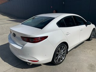 2020 Mazda 3 BP2SH6 X20 SKYACTIV-MT Astina Snowflake White 6 Speed Manual Sedan