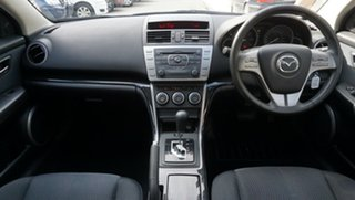 2009 Mazda 6 GH1051 MY09 Classic Silver 5 Speed Sports Automatic Wagon