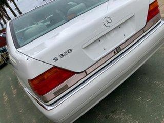1994 Mercedes-Benz S-Class W140 S320 5 Speed Automatic Sedan