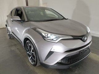 2019 Toyota C-HR NGX10R Koba S-CVT 2WD Silver 7 Speed Constant Variable Wagon.