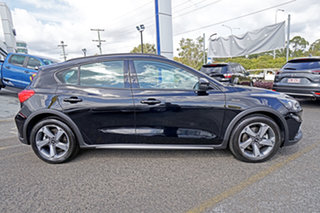 2019 Ford Focus SA 2019.75MY Active Black 8 Speed Automatic Hatchback