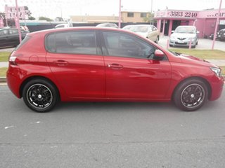2014 Peugeot 308 T9 Access Red 6 Speed Manual Hatchback.