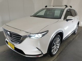 2016 Mazda CX-9 TC Azami SKYACTIV-Drive i-ACTIV AWD White 6 Speed Sports Automatic Wagon.