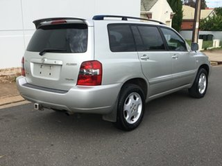 2004 Toyota Kluger MCU28R Grande AWD 5 Speed Automatic Wagon