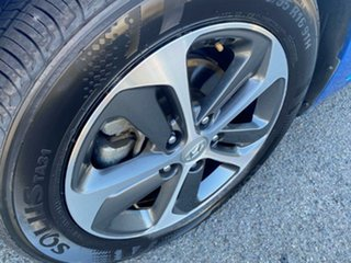 2016 Hyundai i30 GD4 Series II MY17 Active X Blue 6 Speed Sports Automatic Hatchback