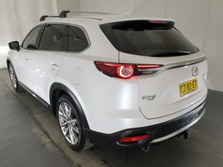 2016 Mazda CX-9 TC Azami SKYACTIV-Drive i-ACTIV AWD White 6 Speed Sports Automatic Wagon