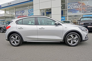 2019 Ford Focus SA 2019.75MY Active Moondust Silver 8 Speed Automatic Hatchback