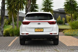 2017 Kia Sportage QL MY18 Si AWD White 6 Speed Sports Automatic Wagon
