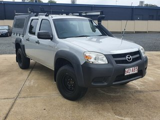 2008 Mazda BT-50 UNY0E4 DX 5 Speed Manual Utility.