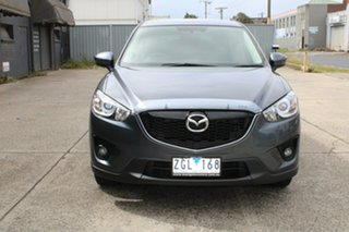 2012 Mazda CX-5 Maxx Sport (4x4) Grey 6 Speed Automatic Wagon.